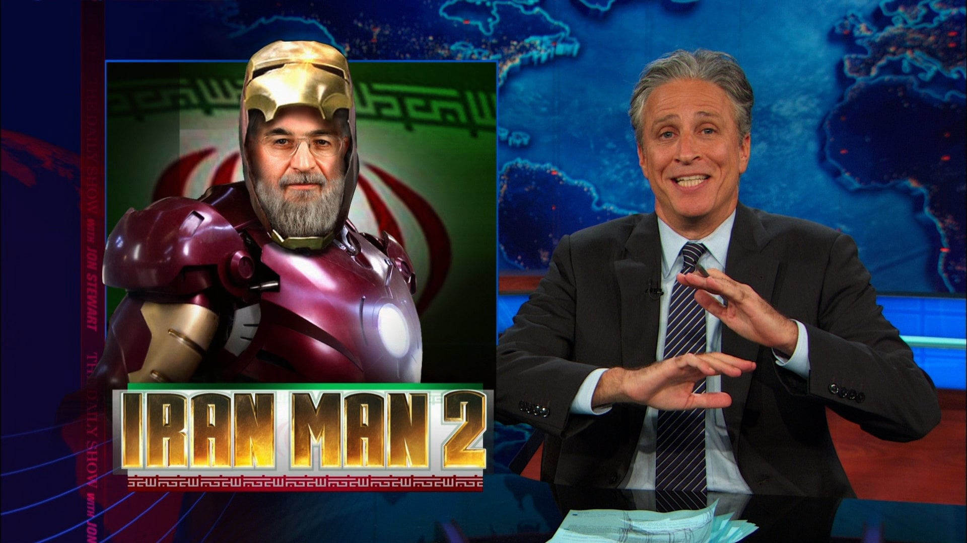 The Daily Show with Trevor Noah Season 18 :Episode 158  Robin Williams