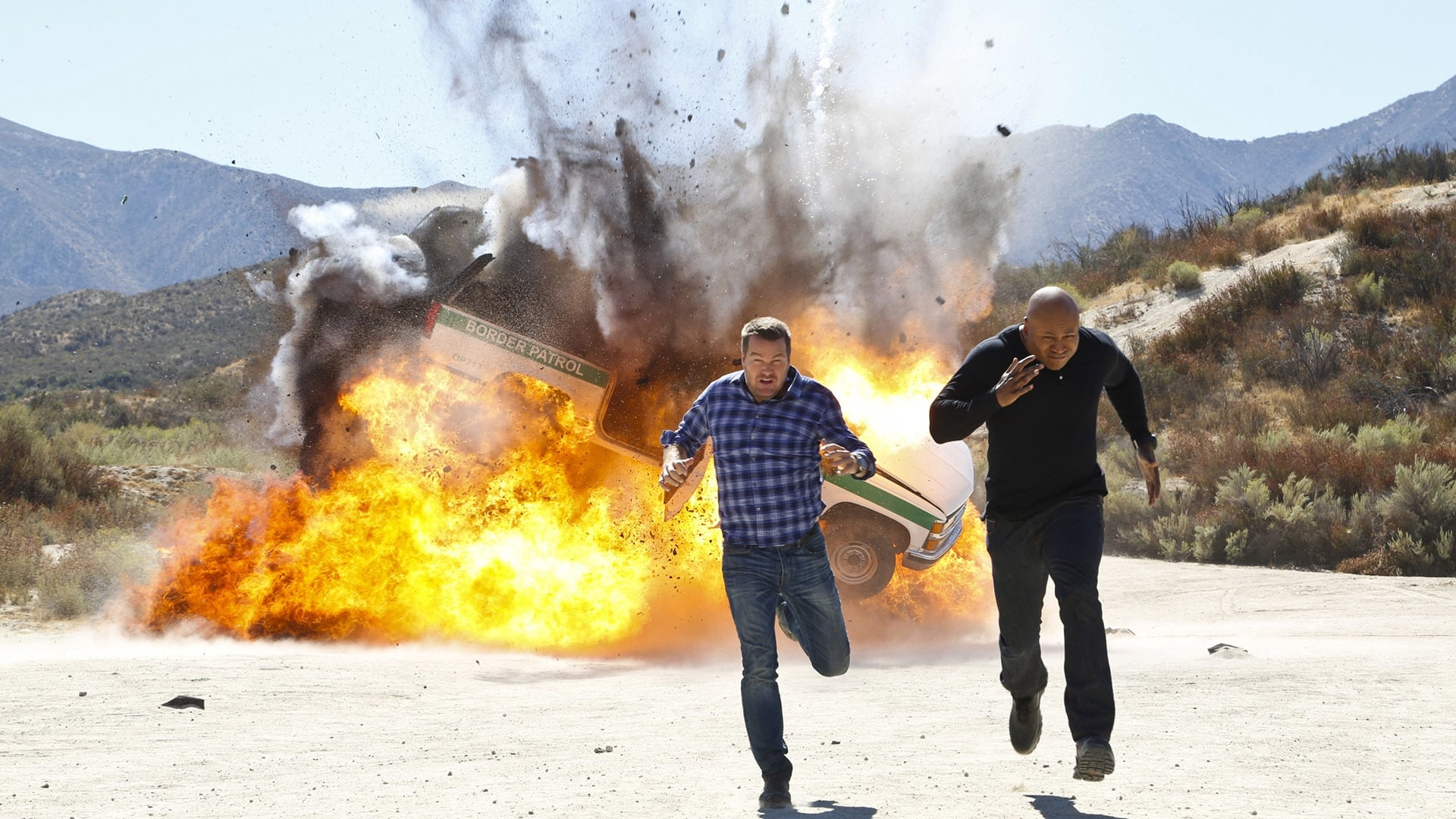 NCIS: Los Angeles Season 9 :Episode 8  This Is What We Do