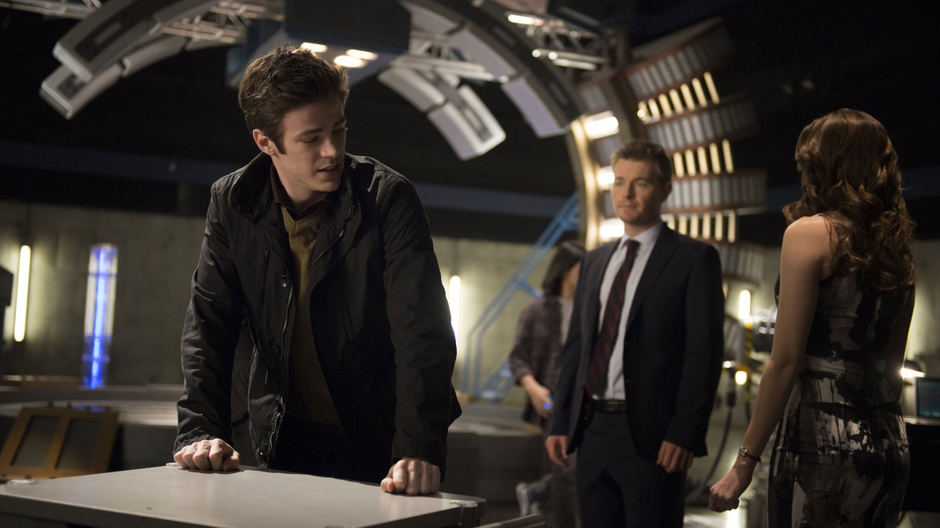 The Flash Season 1 :Episode 20  The Trap