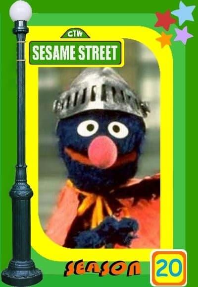 Sesame Street Season 20
