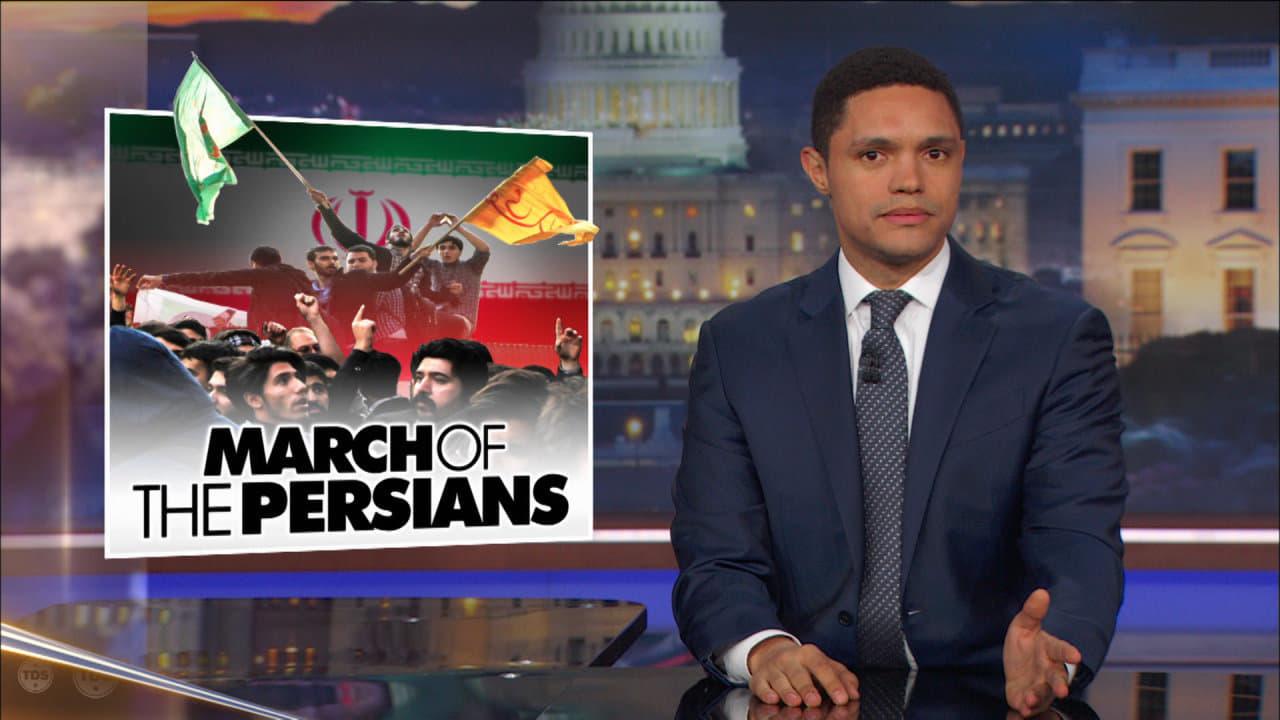 The Daily Show with Trevor Noah Season 23 :Episode 37  Yara Shahidi