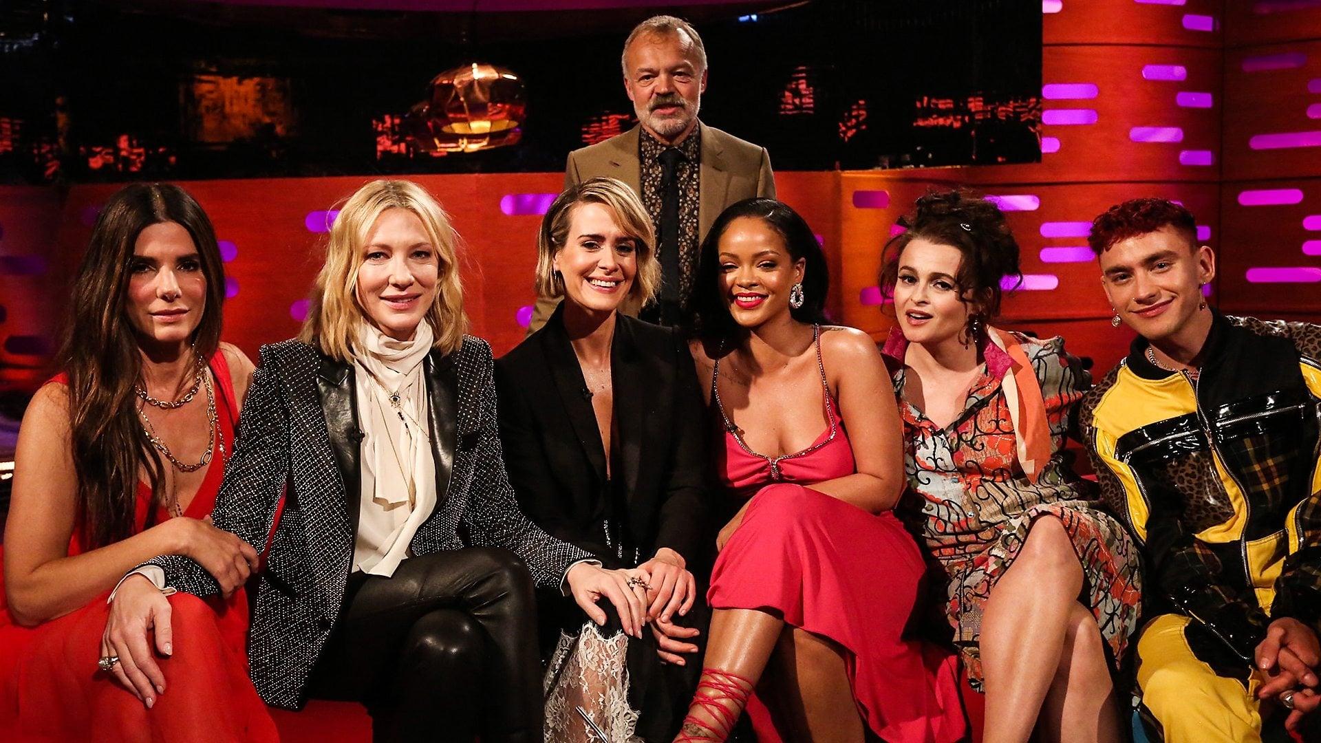 The Graham Norton Show Season 23 :Episode 11  Sandra Bullock, Cate Blanchett, Helena Bonham Carter, Years and Years