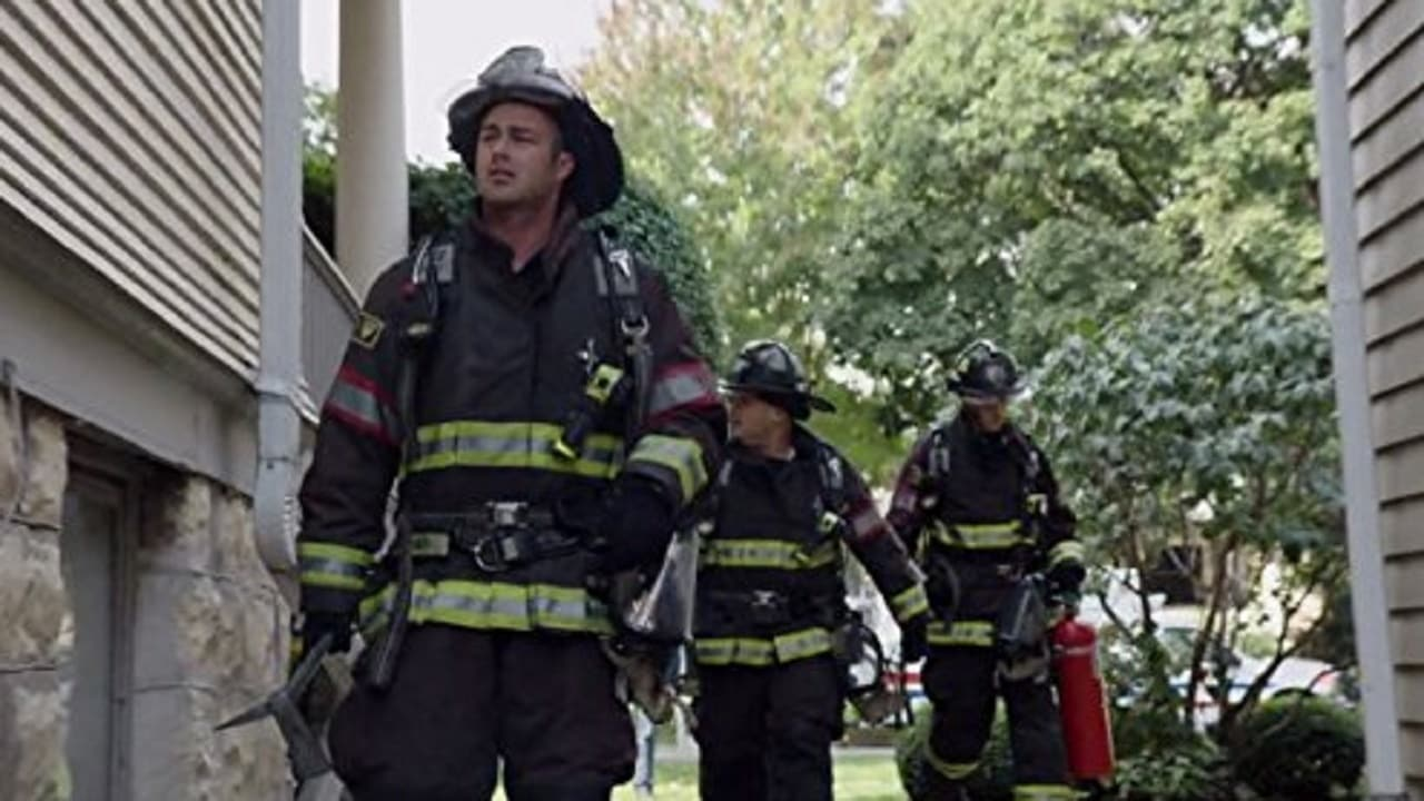 Chicago Fire Season 5 :Episode 8  Einhundert