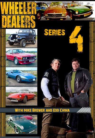 Wheeler Dealers Season 4