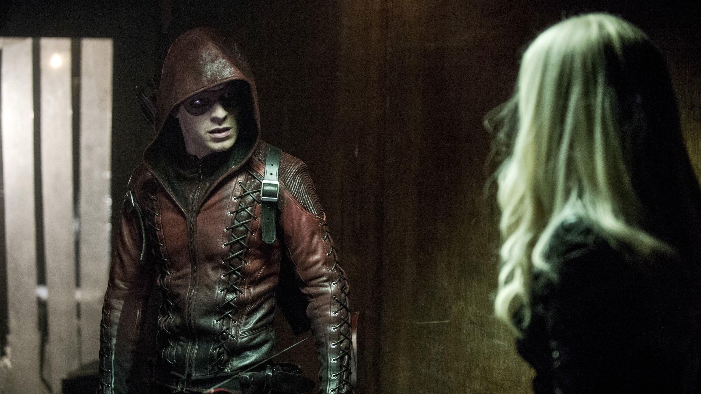 Arrow Season 3 :Episode 11  Midnight City