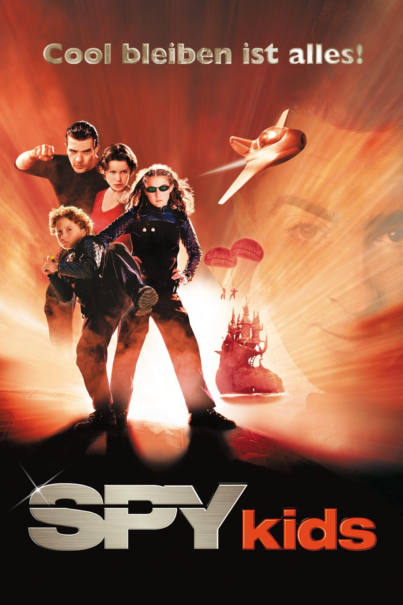 spy kids 2001 � moviesfilmcinecom