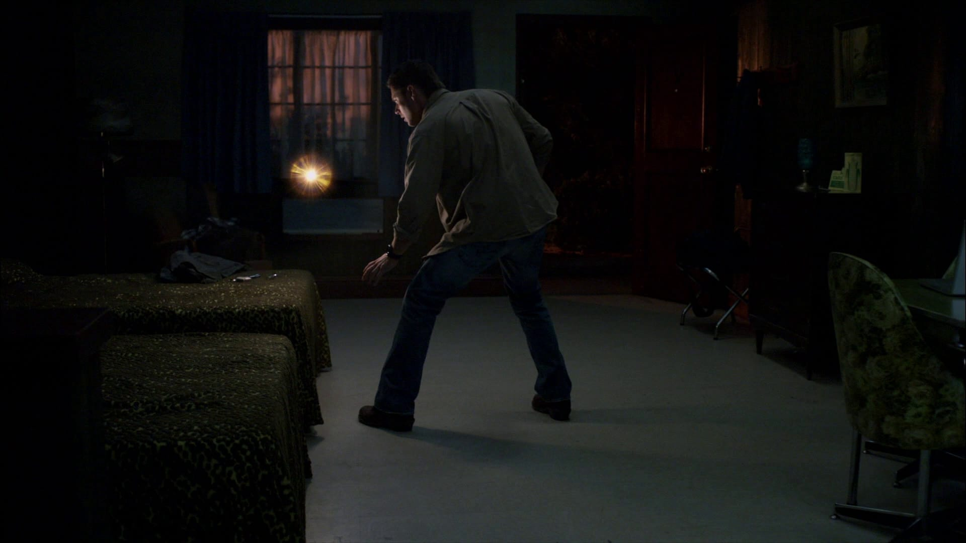 Supernatural Season 6 :Episode 9  Clap Your Hands If You Believe...