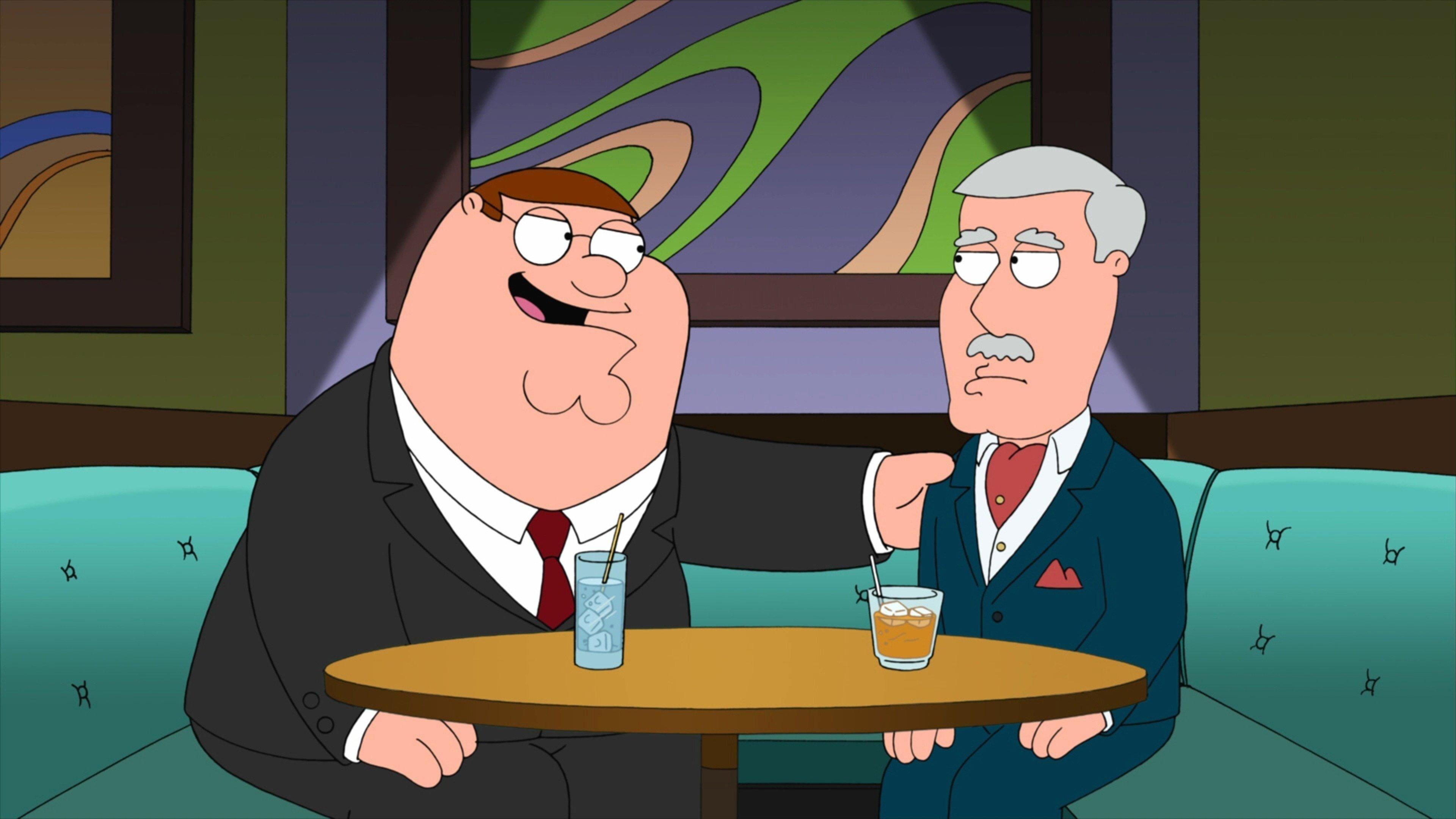 Family Guy Season 9 :Episode 3  Welcome Back Carter