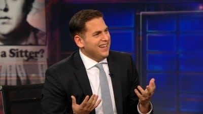 The Daily Show with Trevor Noah Season 17 :Episode 30  Jonah Hill