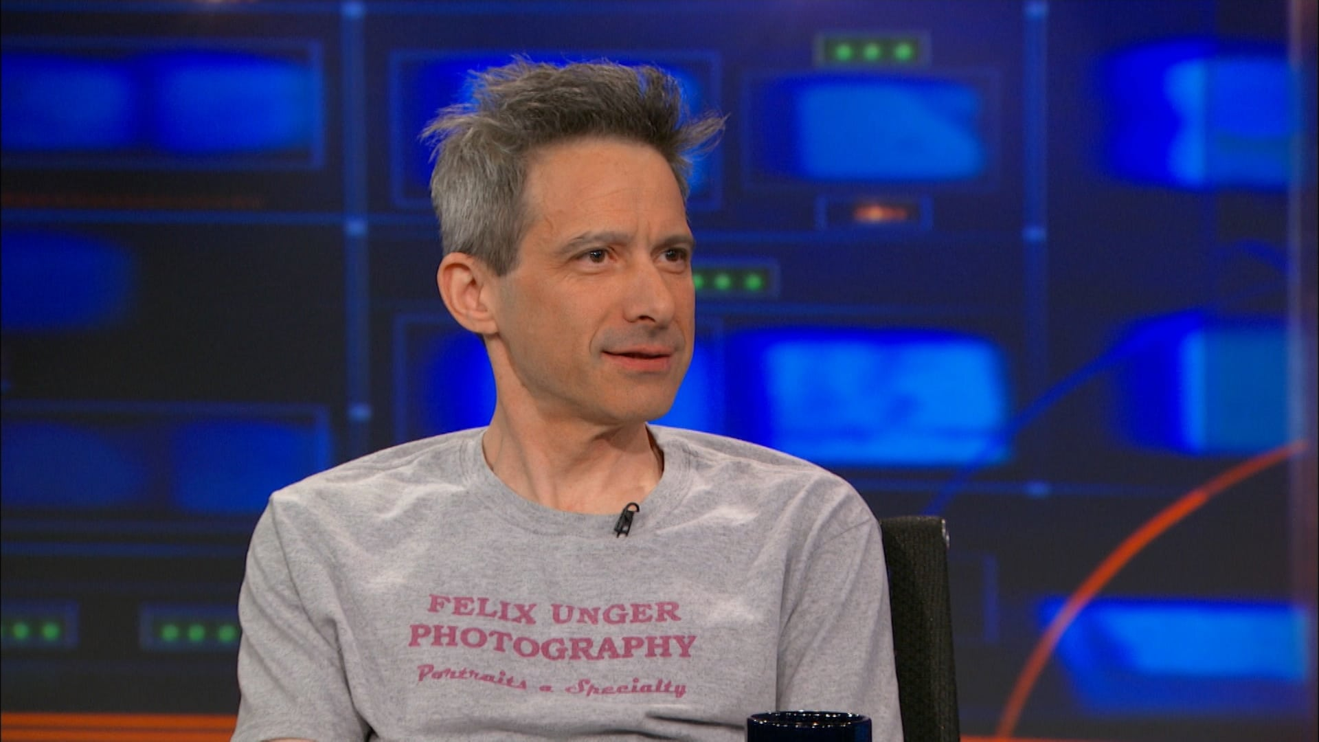 The Daily Show with Trevor Noah Season 20 :Episode 88  Adam Horovitz
