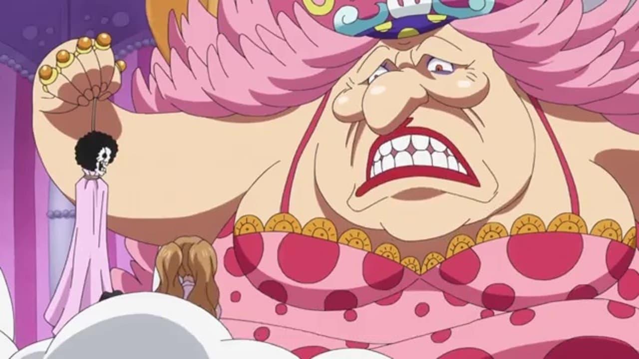 One Piece Season 19 :Episode 822  Deciding to Say Goodbye! Sanji and his Straw-Hat Bento!