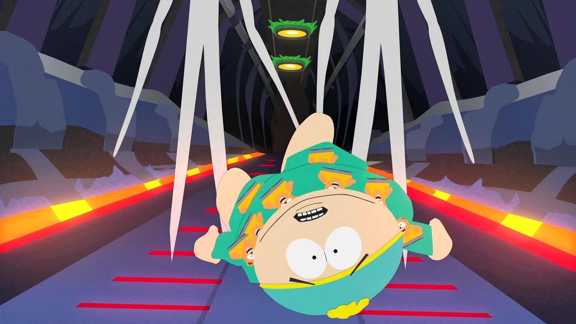 South Park Season 7 :Episode 1  Cancelled