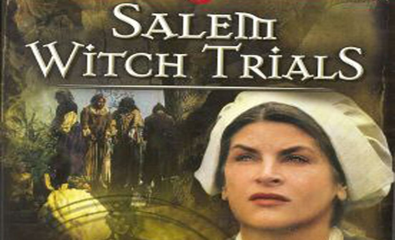 thesis on salem witch trials The witches of salem four years before the salem trials the witch as salem conceived her materialized in the thirteenth century.