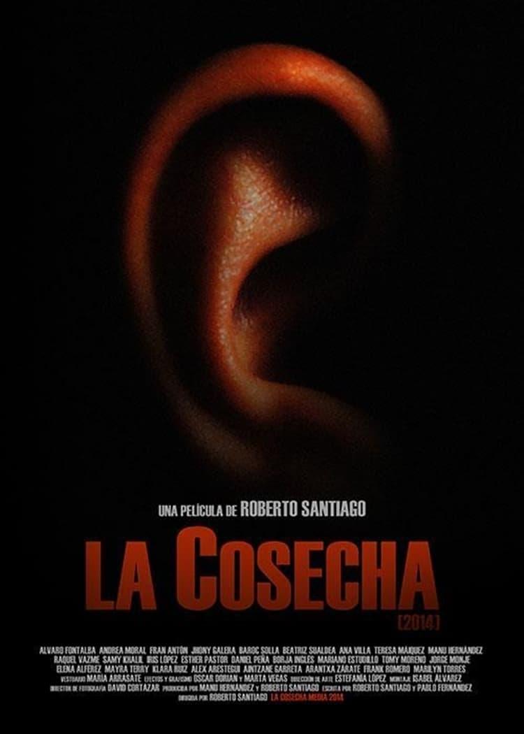Póster La Cosecha