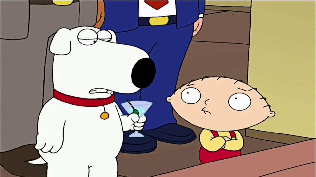 Family Guy - Season 3 Episode 4 : One If by Clam, Two If by Sea