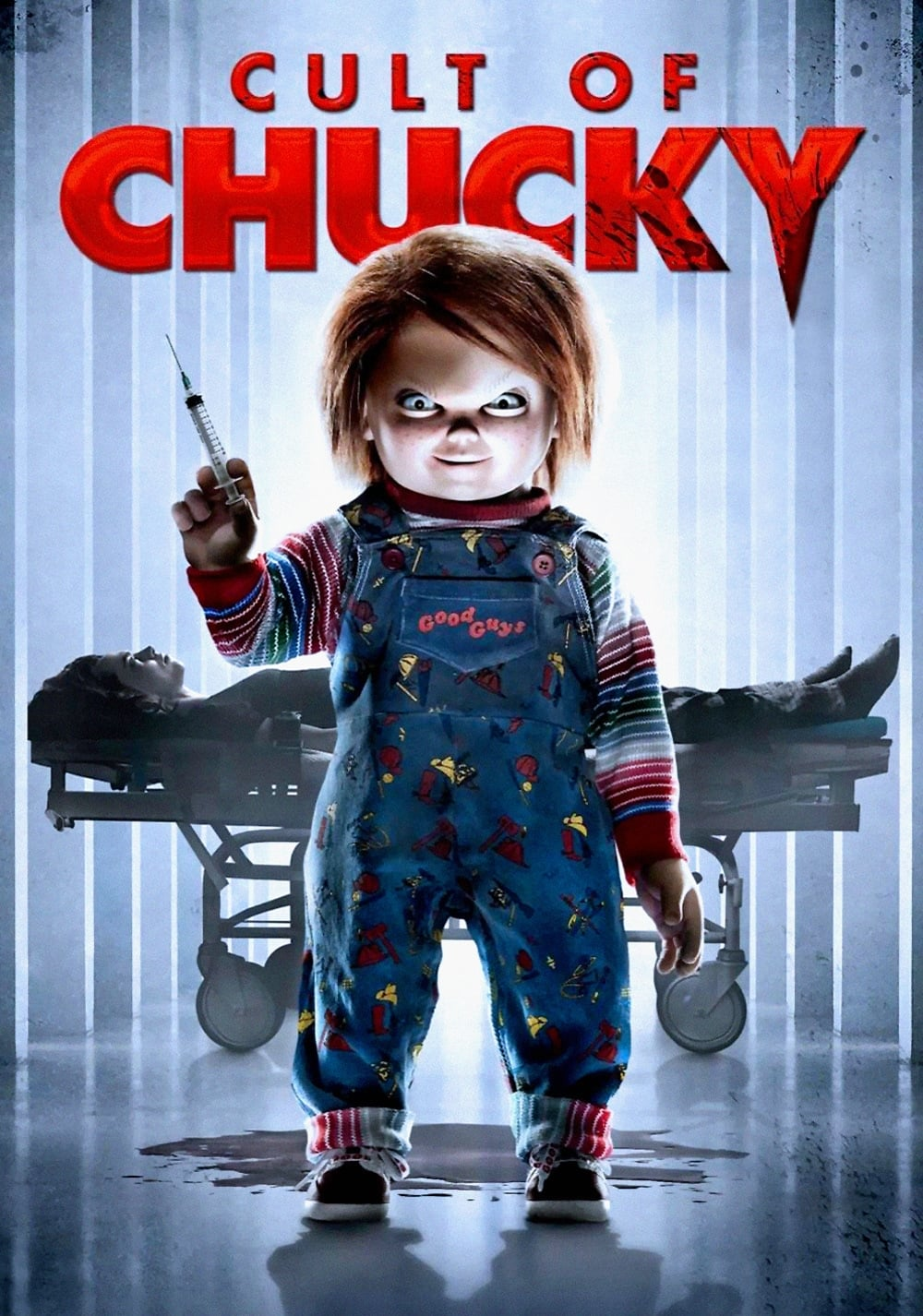 Póster Cult of Chucky