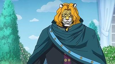 One Piece Season 19 :Episode 816  The History of the Left Eye - Pedro vs. Baron Tamago