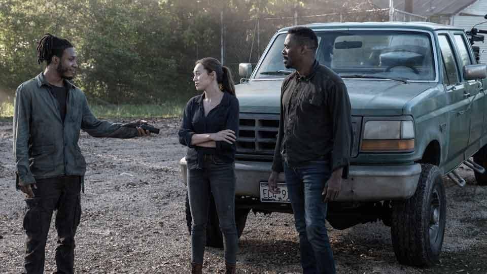 Fear the Walking Dead - Season 5 Episode 11 : You're Still Here