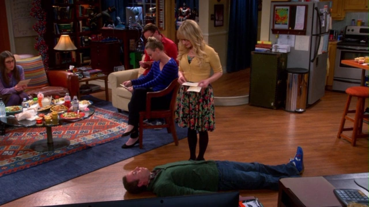 The Big Bang Theory Season 7 :Episode 18  The Mommy Observation