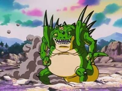 Dragon Ball GT Season 1 :Episode 49  The Two-Star Dragon