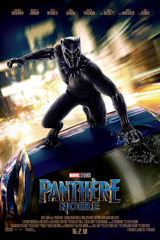 black panther 2018 streaming complet vf. Black Bedroom Furniture Sets. Home Design Ideas