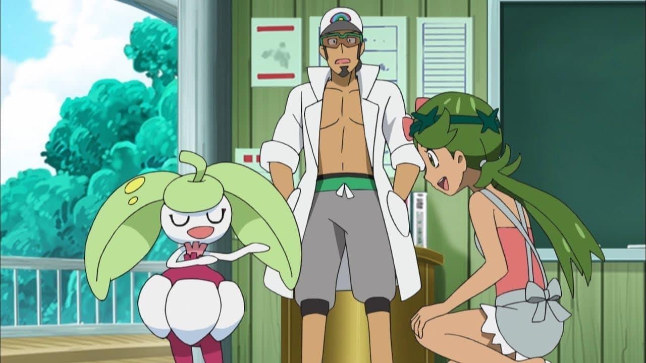 Pokémon Season 21 :Episode 39  Episode 39