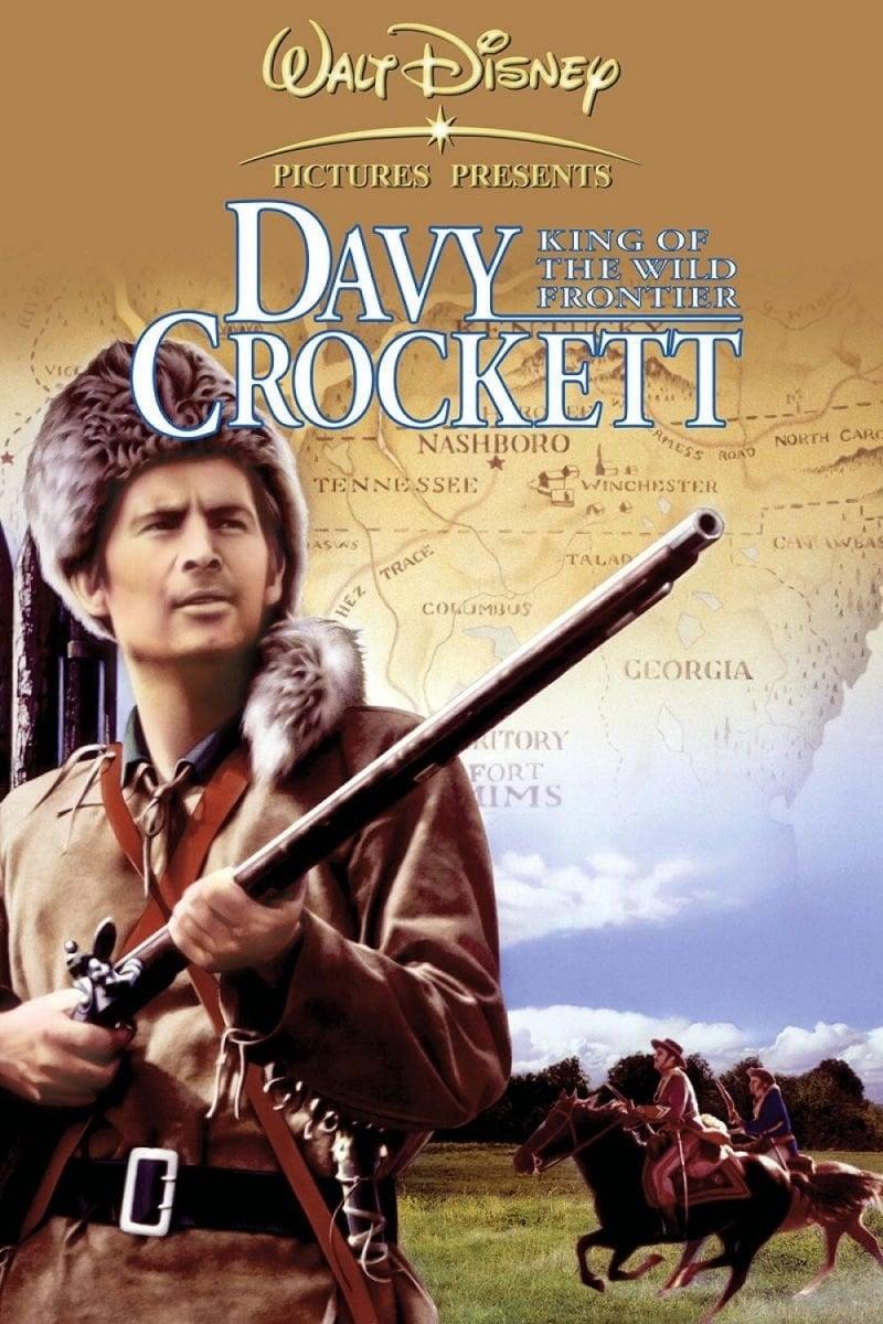 Davy Crockett, König der Trapper (1955) Ganzer Film Deutsch