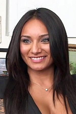 Bosomy Latina secretary Natalia Mendez flashing huge knockers and bald twat № 566380 бесплатно