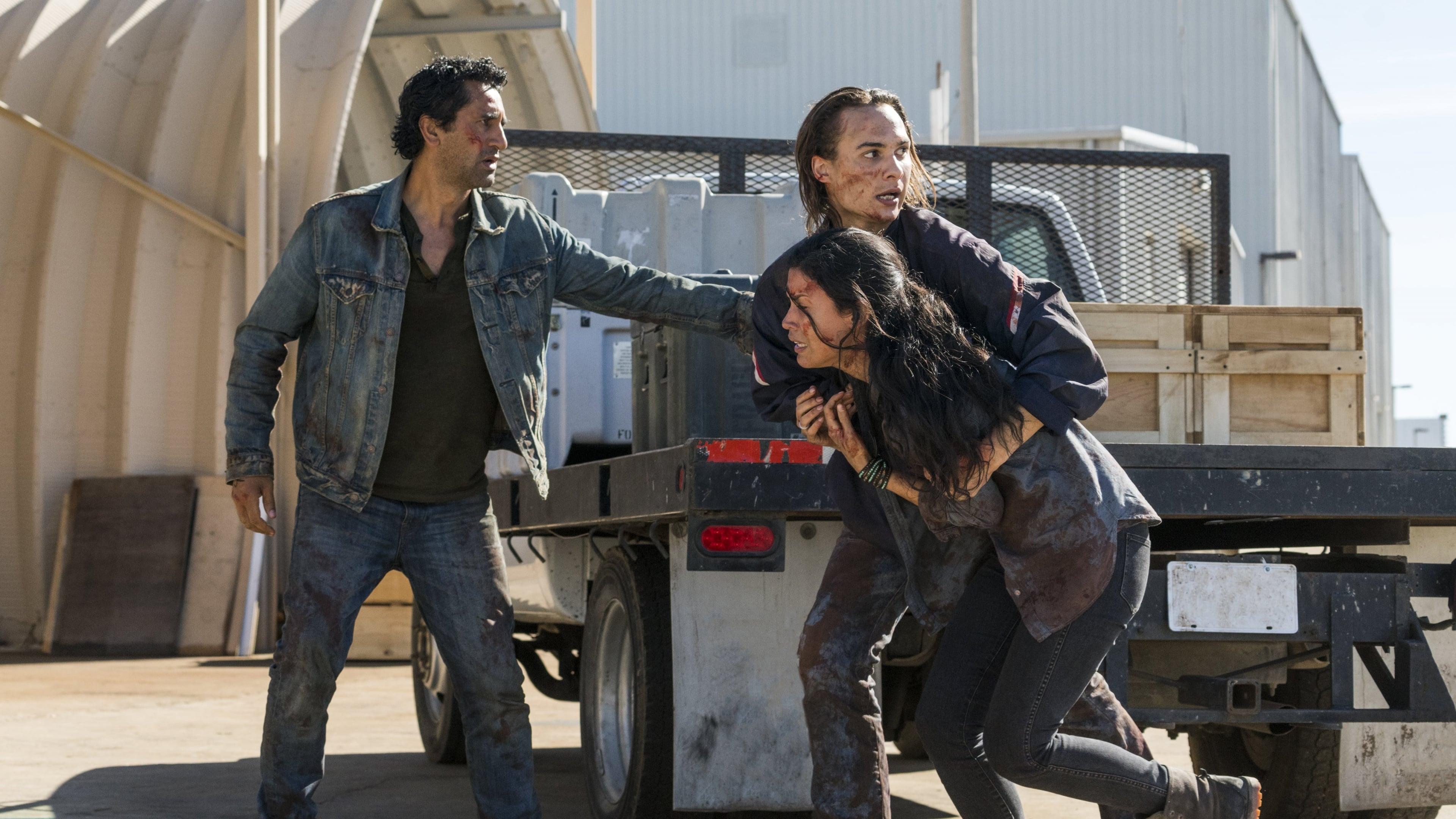 Fear the Walking Dead Season 3 :Episode 8  Children of Wrath