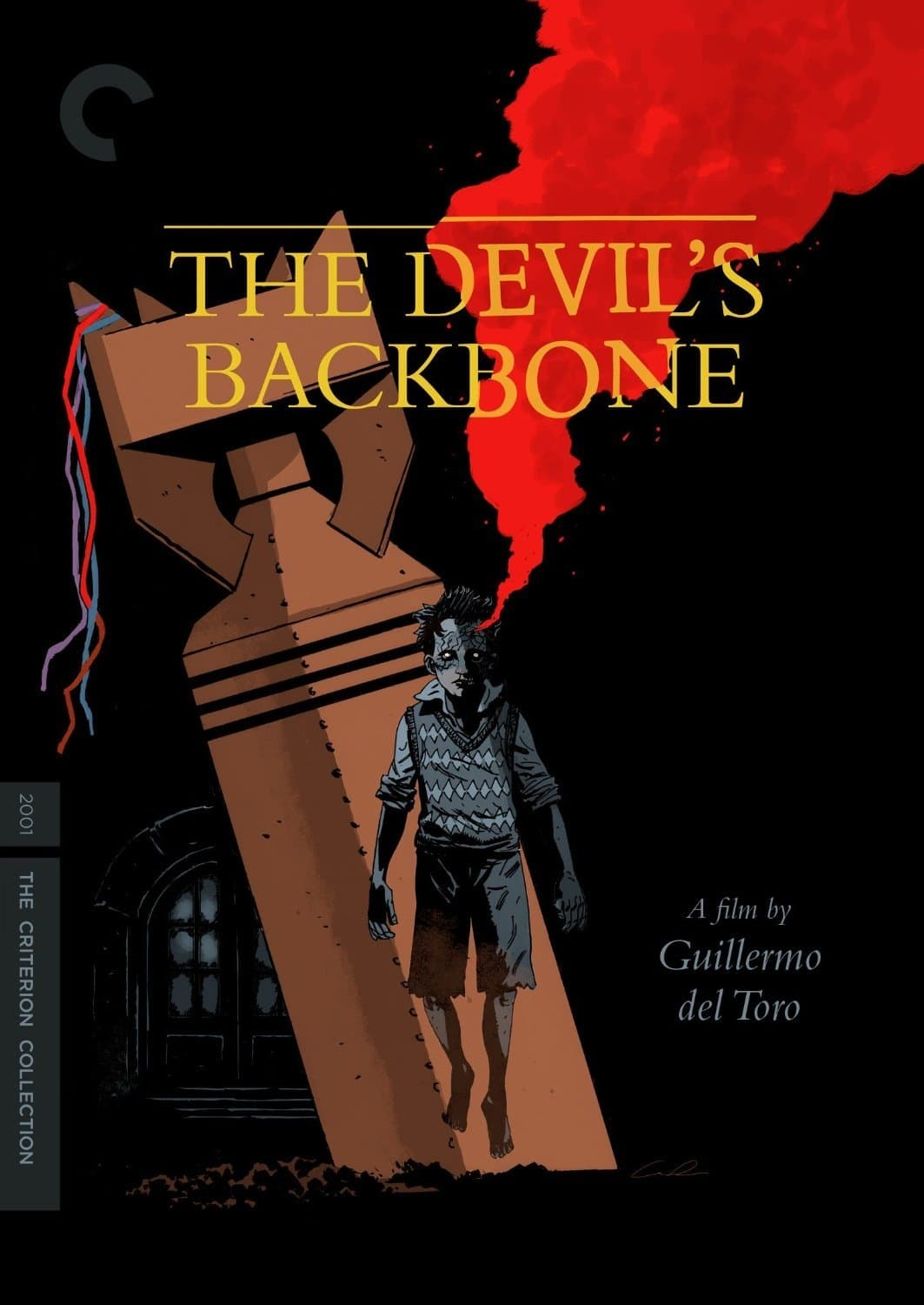 Que es un Fantasma?: The Making of 'The Devil's Backbone'