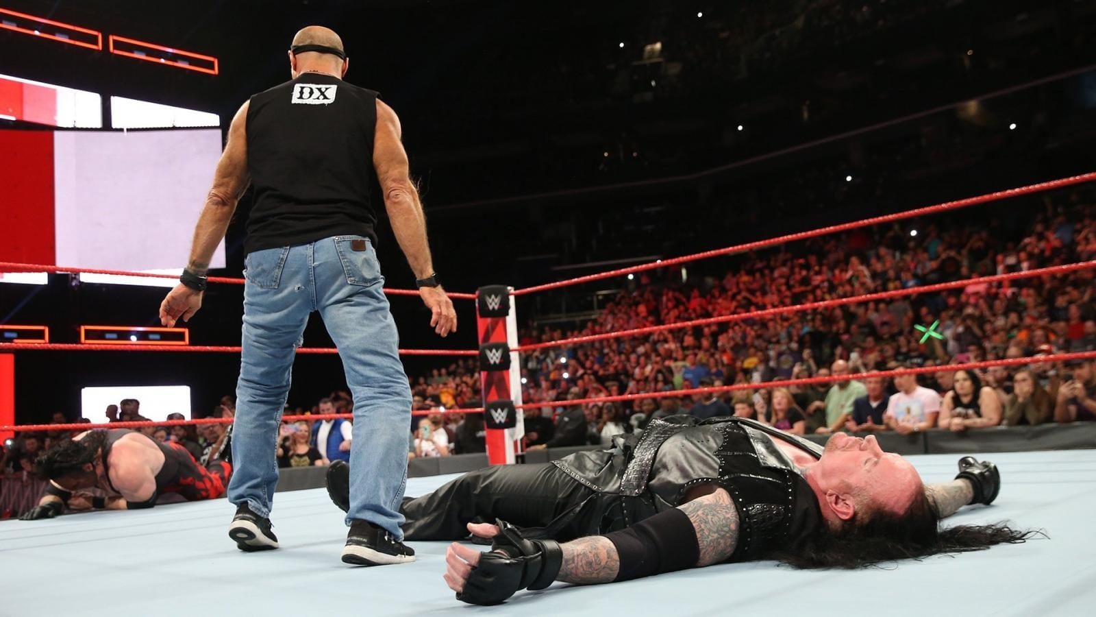 WWE Raw Season 26 :Episode 44  October 29, 2018 (Charlotte, NC)