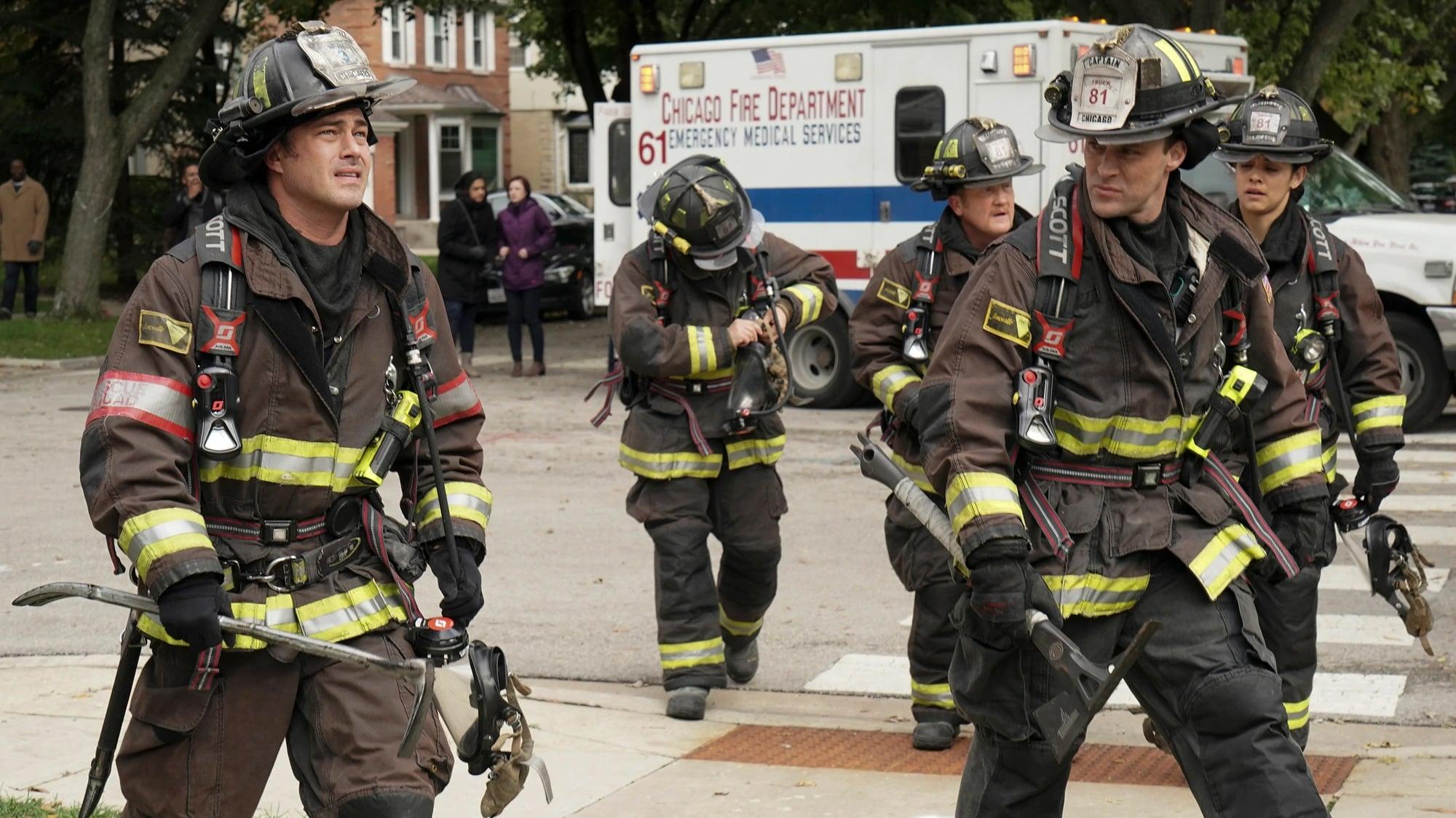 Chicago Fire Season 7 :Episode 8  Mr. September