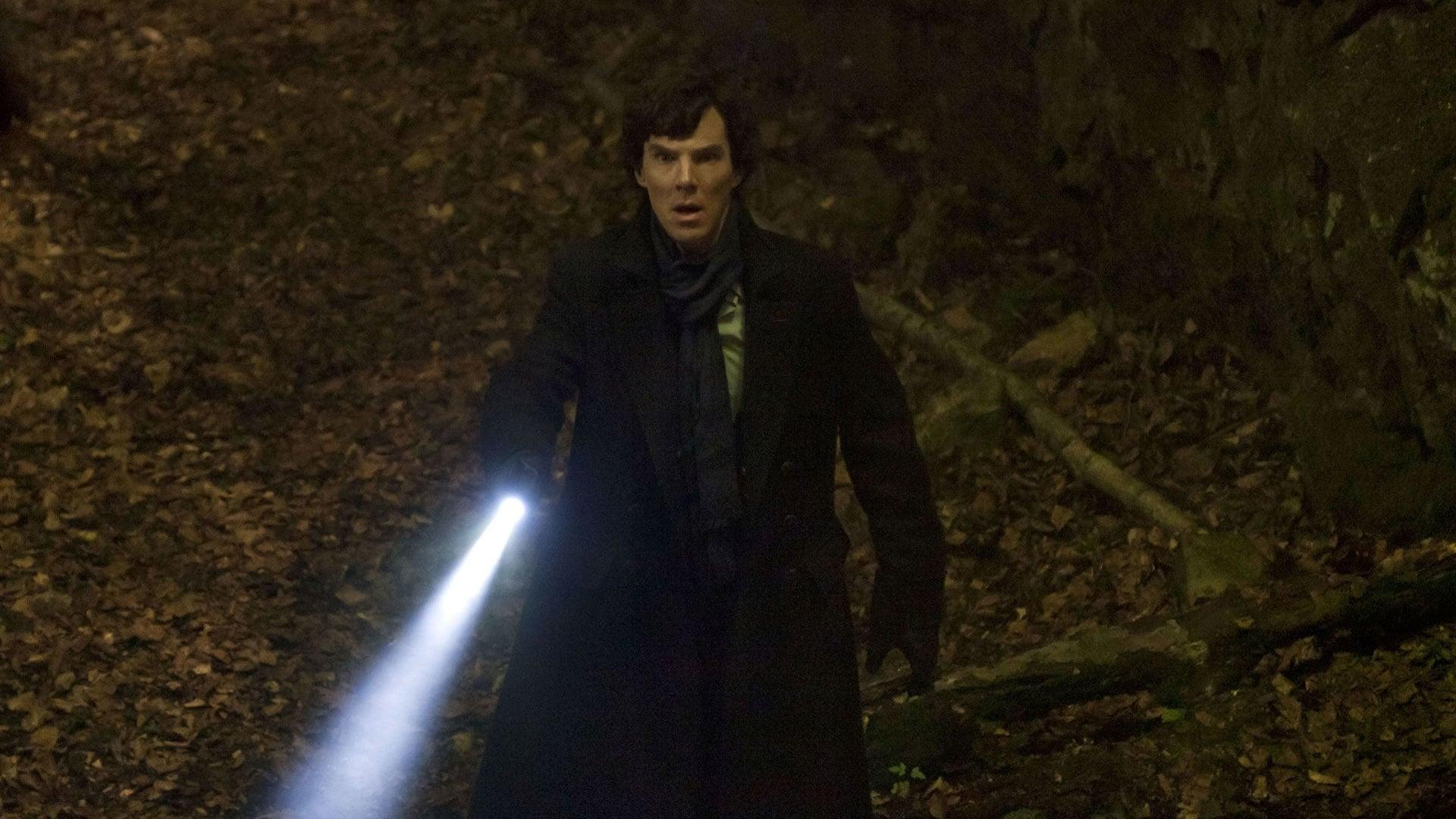 Sherlock Season 2 :Episode 2  The Hounds of Baskerville