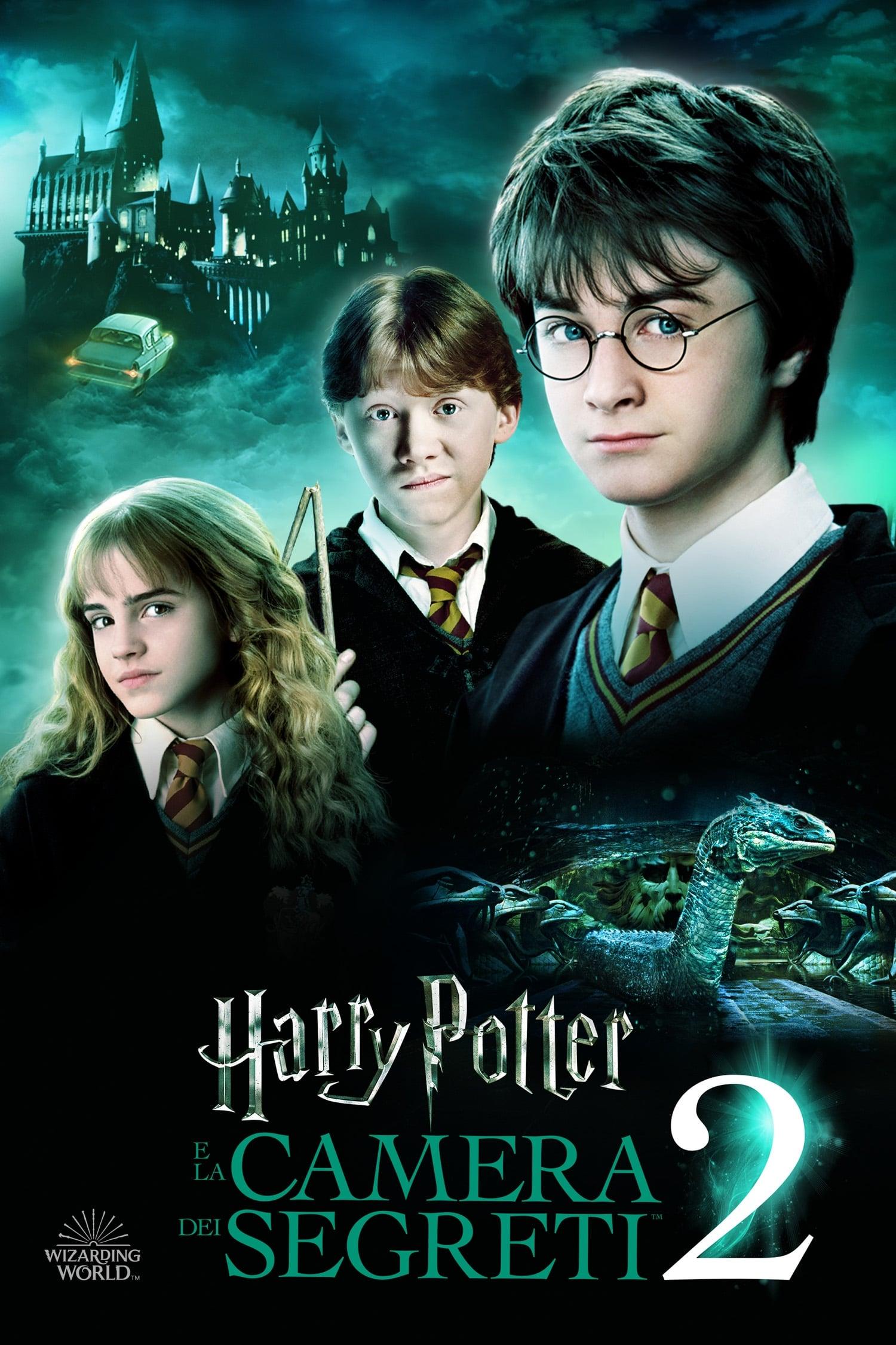 Harry potter et la chambre des secrets 2002 - Harry potter et la chambre des secrets streaming vk ...