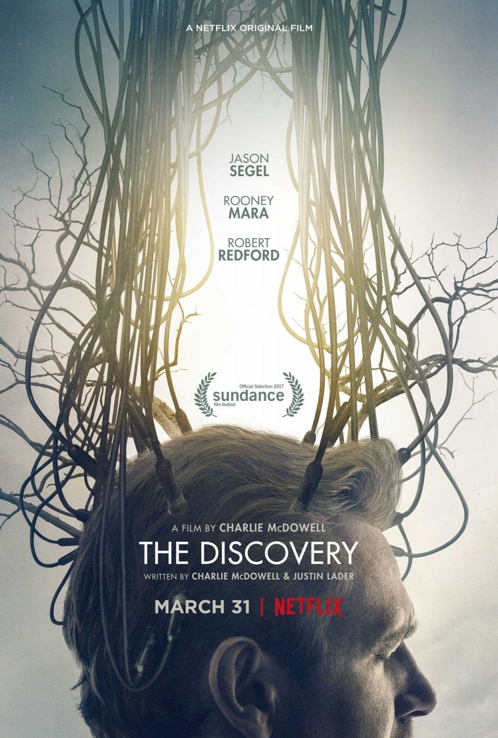 Póster The Discovery