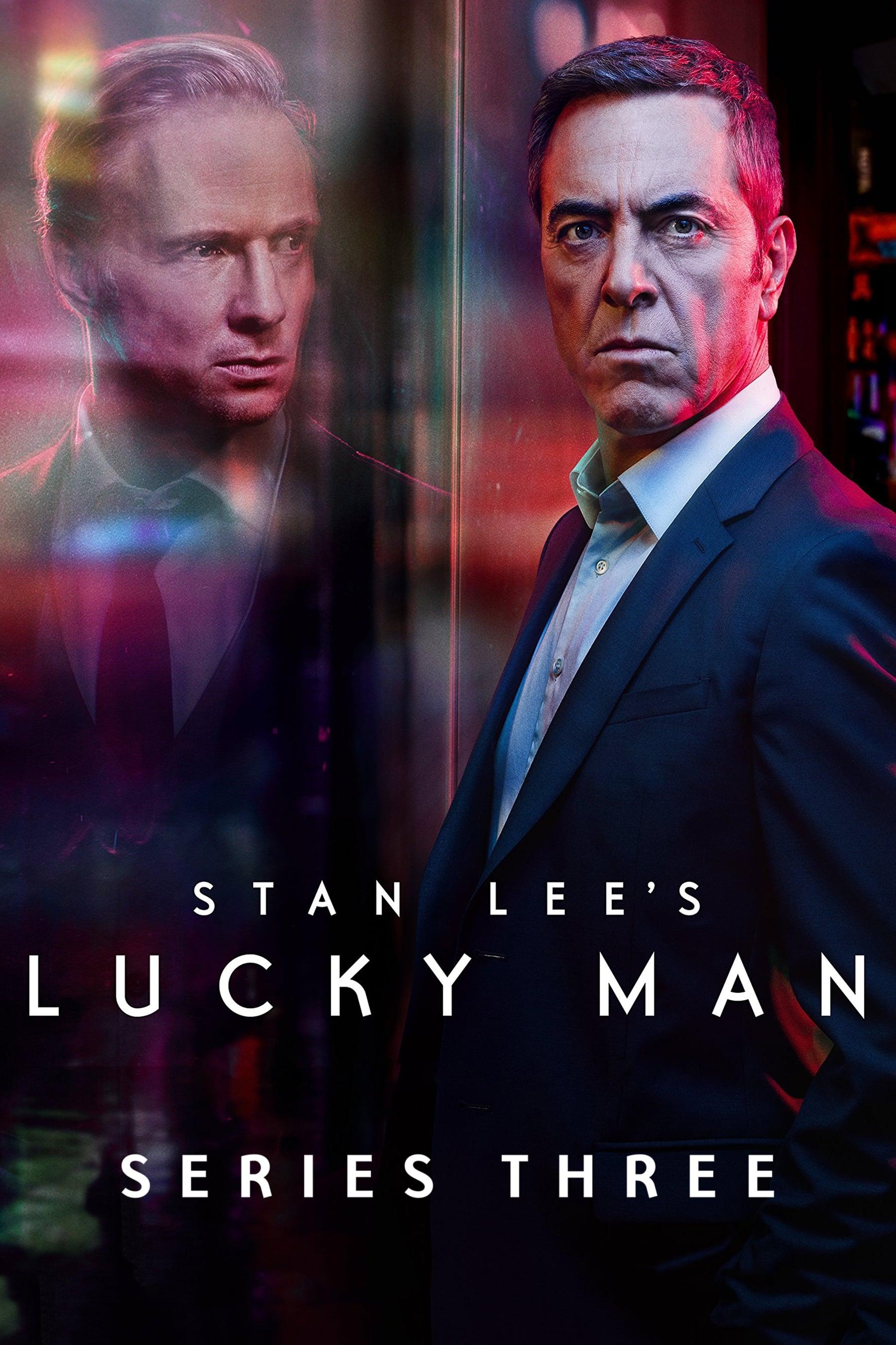 Stan Lee's Lucky Man Season 3