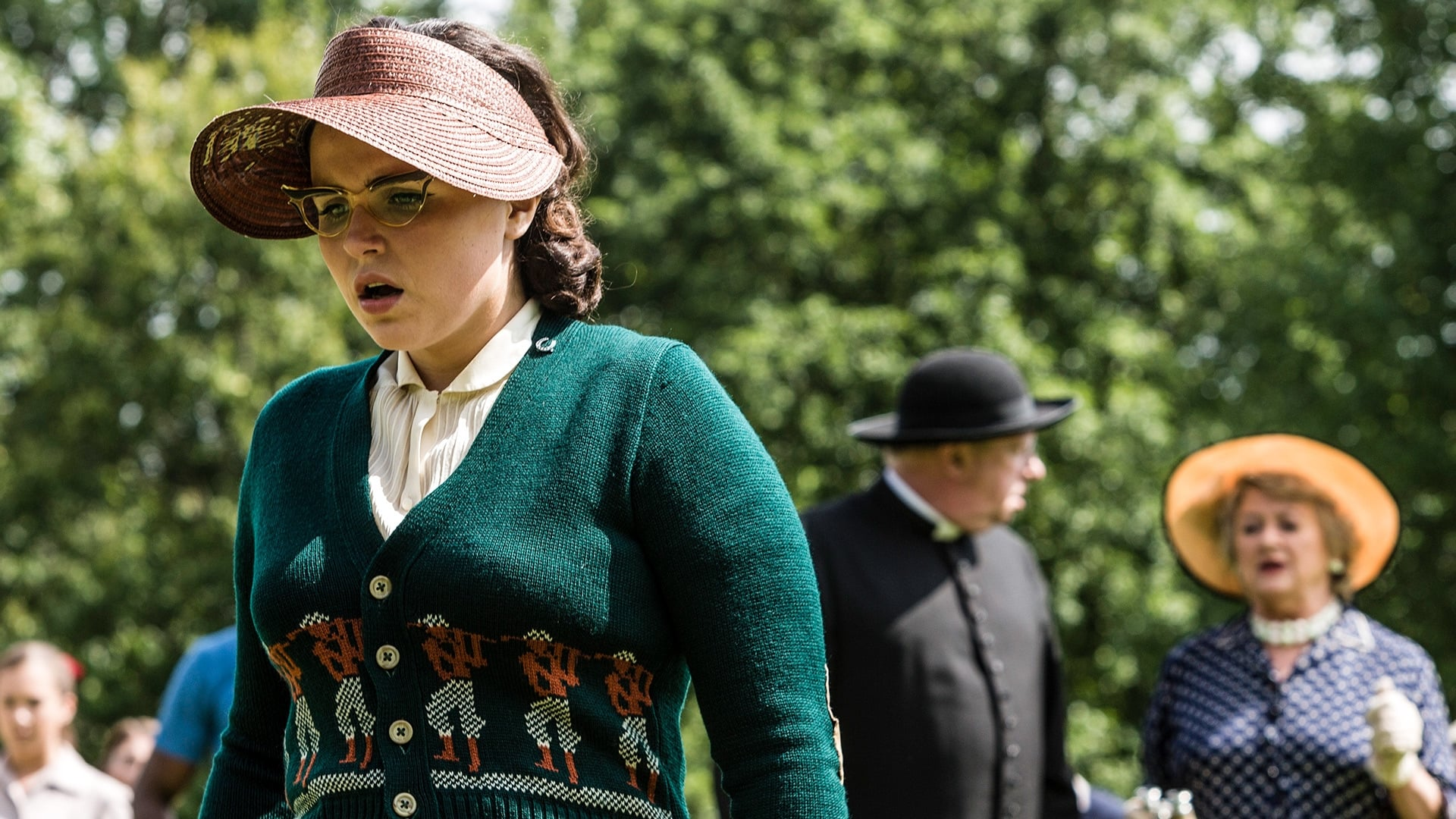 Father Brown Season 6 :Episode 9  The Flower and the Fairway