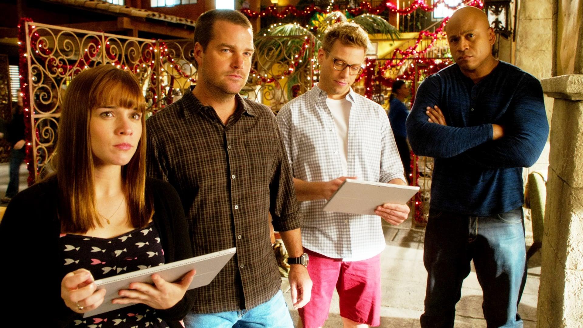 NCIS: Los Angeles Season 6 :Episode 11  Humbug