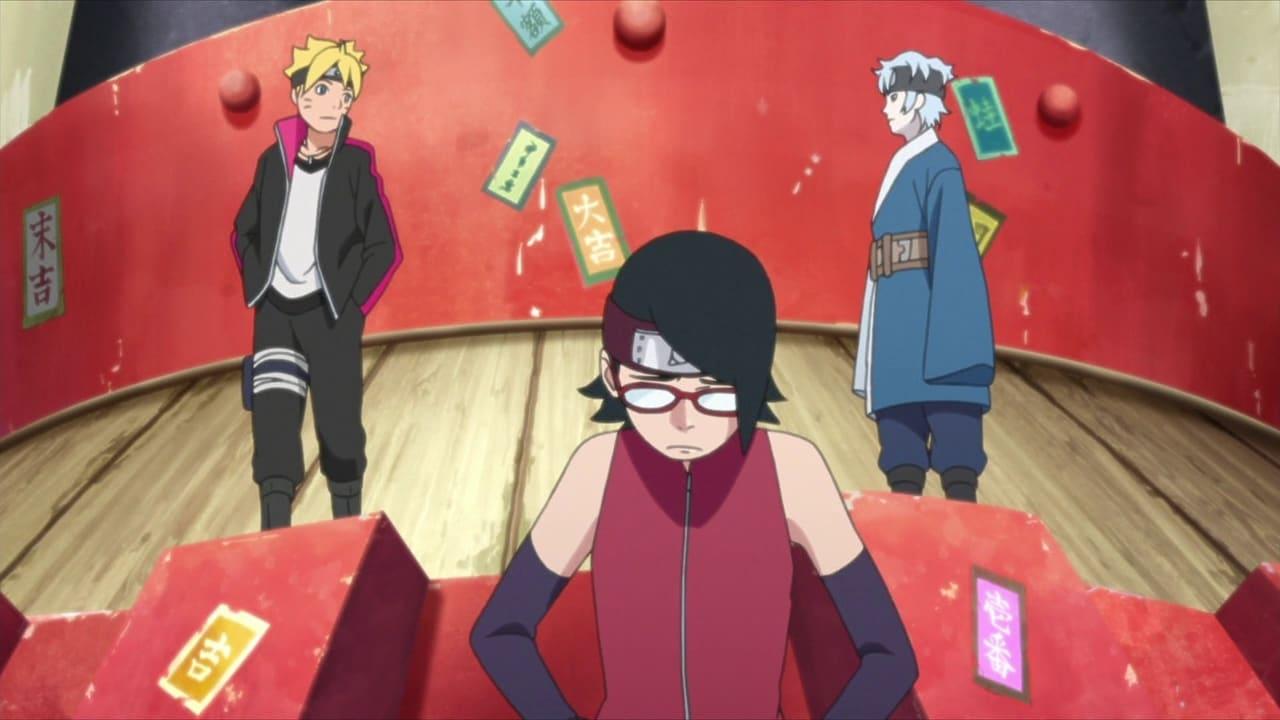 Boruto: Naruto Next Generations Season 1 :Episode 71  The Hardest Rock in the World