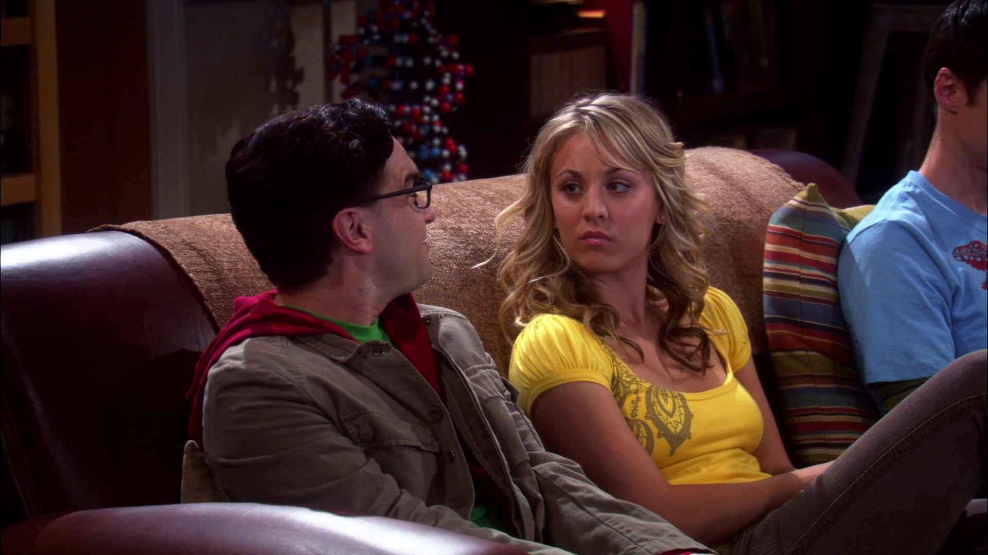 The Big Bang Theory Season 3 :Episode 4  The Pirate Solution