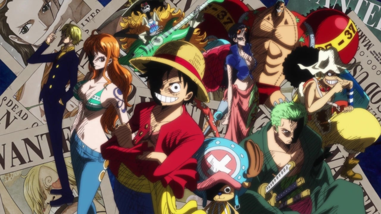 One Piece Season 20 :Episode 879  To the Reverie! Gathering of the Straw Hat Allies!