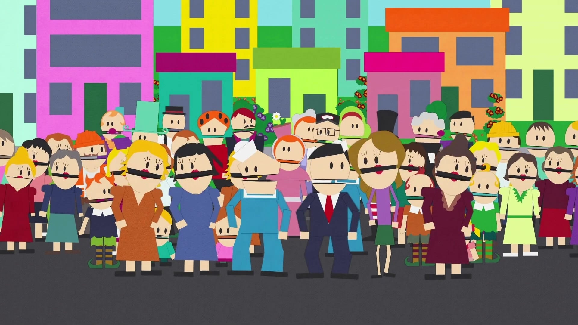 South Park Season 7 :Episode 15  It's Christmas in Canada