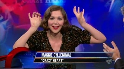 The Daily Show with Trevor Noah Season 15 :Episode 4  Maggie Gyllenhaal