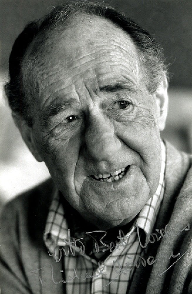 Michael Hordern Biography - YIFY TV Series