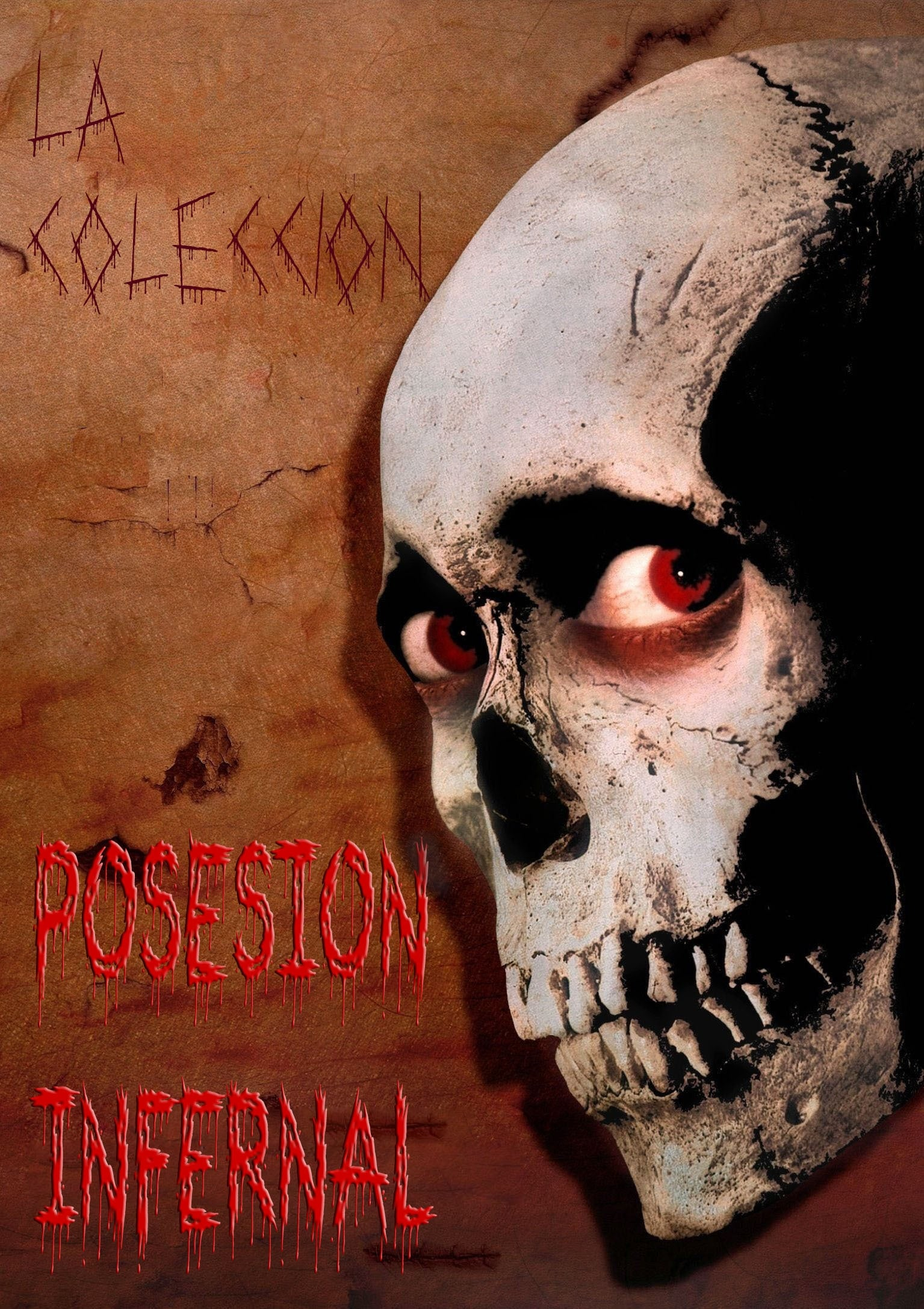 Póster Posesi�n infernal - La Colecci�n