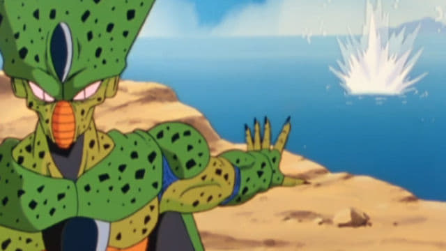 Dragon Ball Z Kai Season 3 :Episode 22  Run Android 17! Piccolo's All-or-Nothing Struggle!