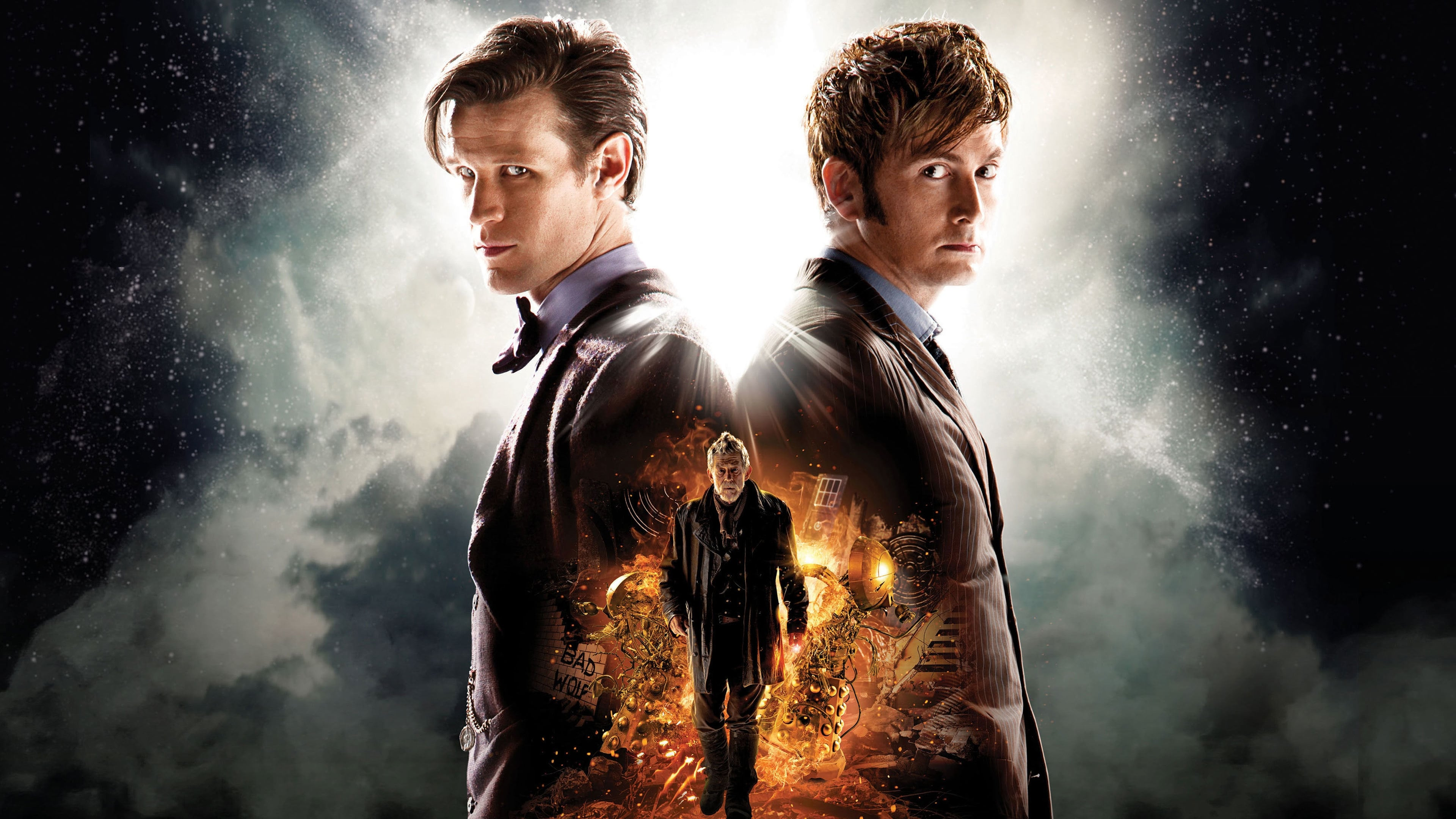 Doctor Who - Season 0 Episode 83 : The Day of the Doctor