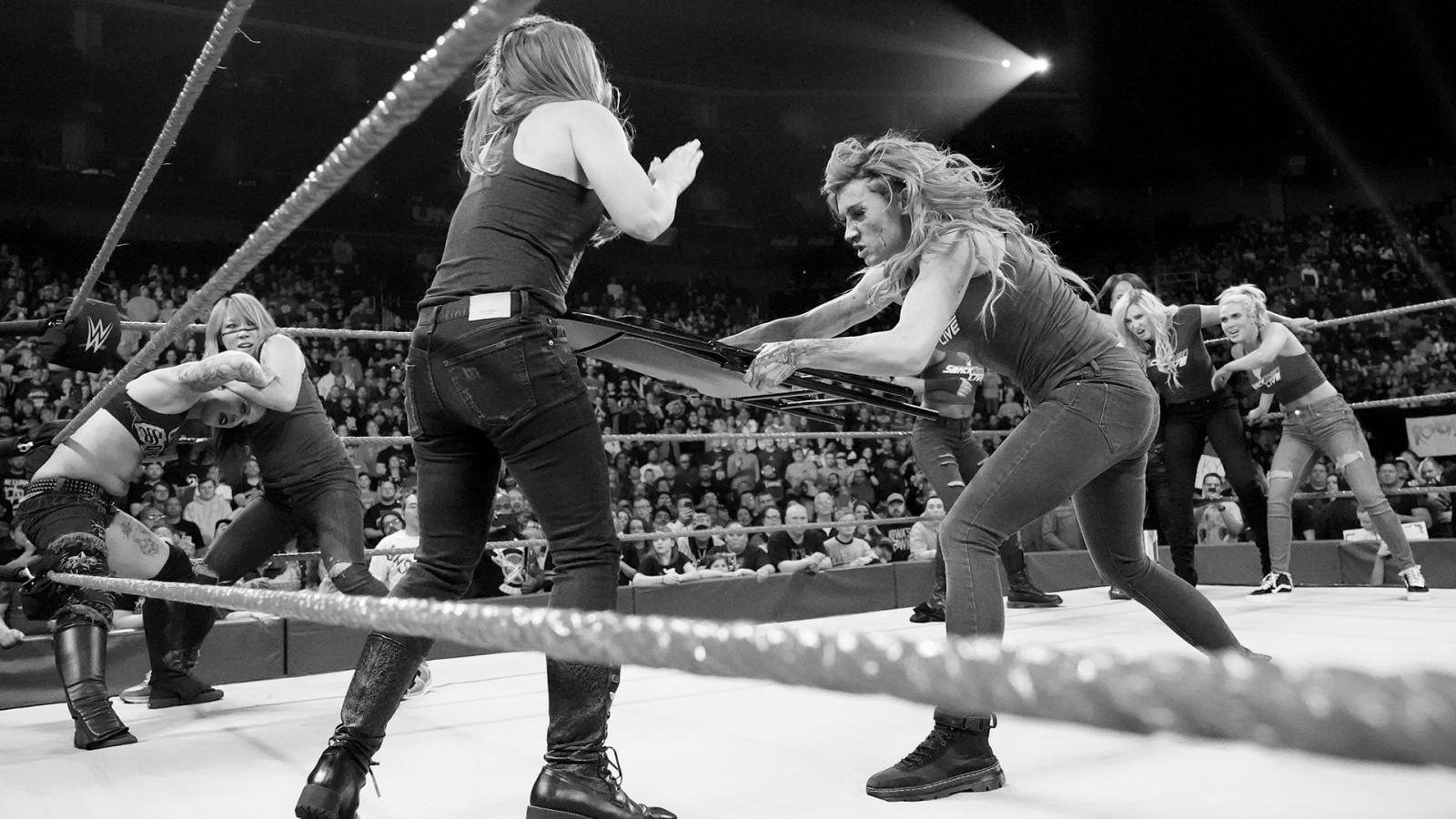 WWE Raw Season 26 :Episode 46  November 12, 2018 (Kansas City, MO)