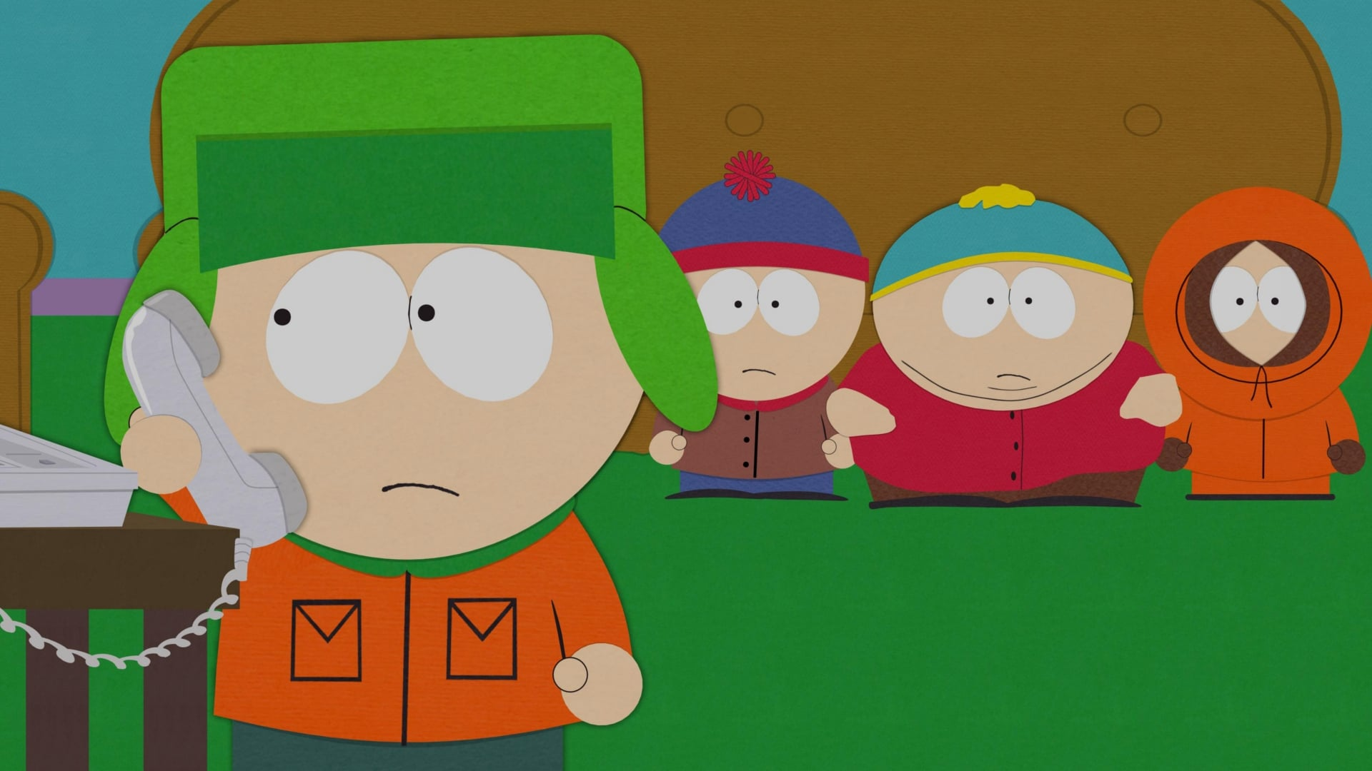 Old fashioned south park 54