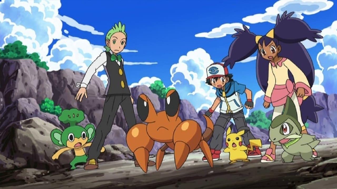 Pokémon Season 14 :Episode 11  A Home for Dwebble!